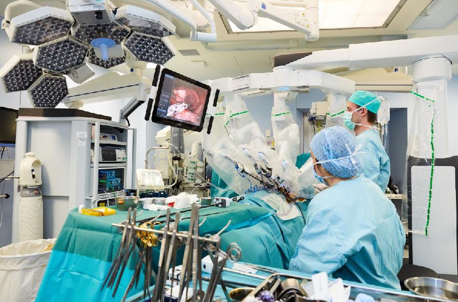 Хирург - Германия