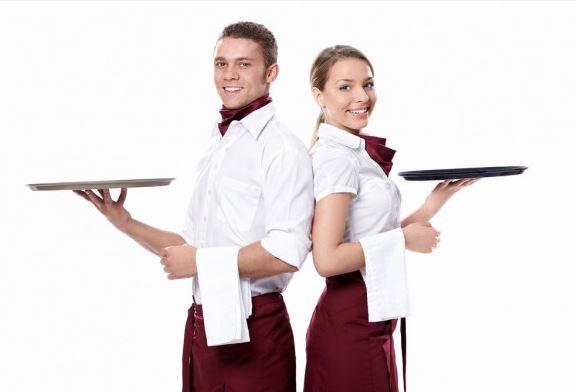 Польша - официанты