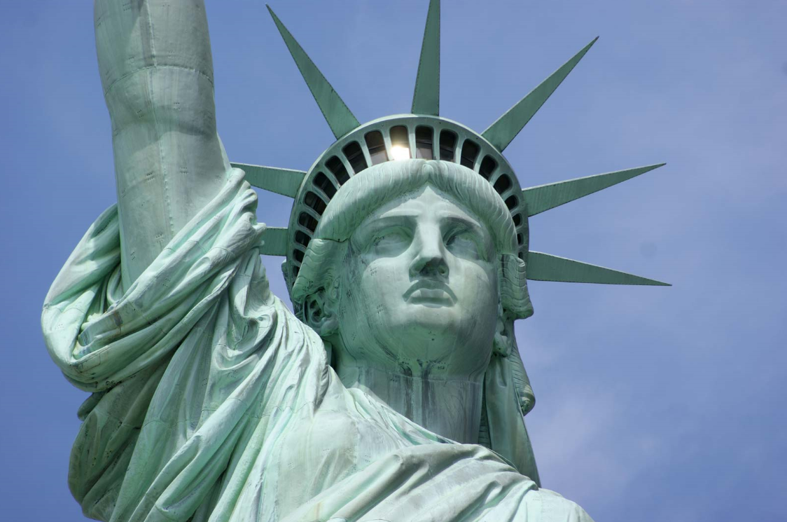 США - Статуя Свободы