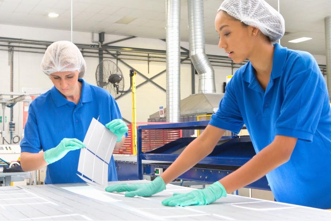 Производственные работники в США