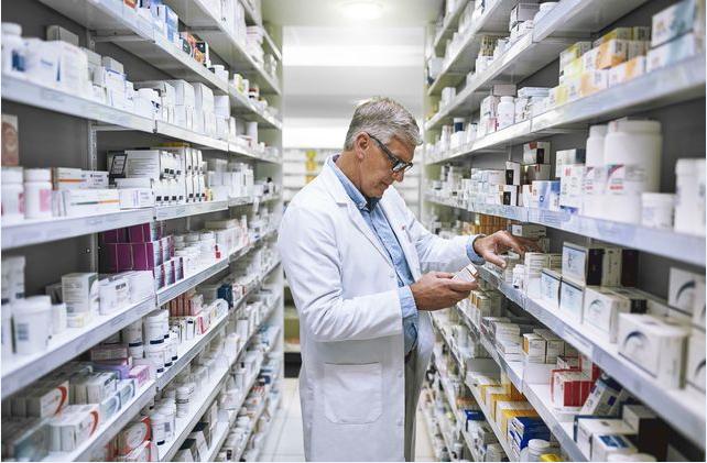 Фармацевт - США