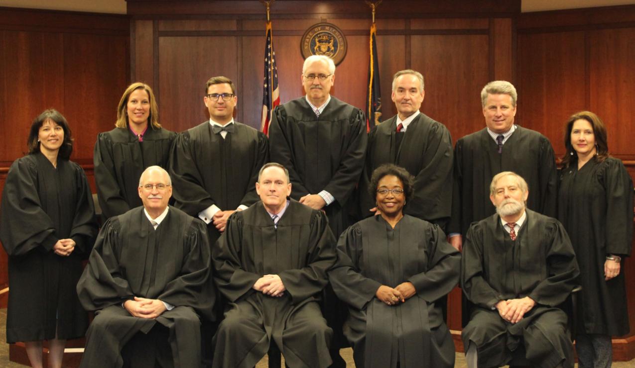 Судьи - США