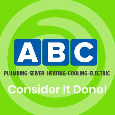 ABC Plumbing, Sewer, Heating, Cooling and Electric