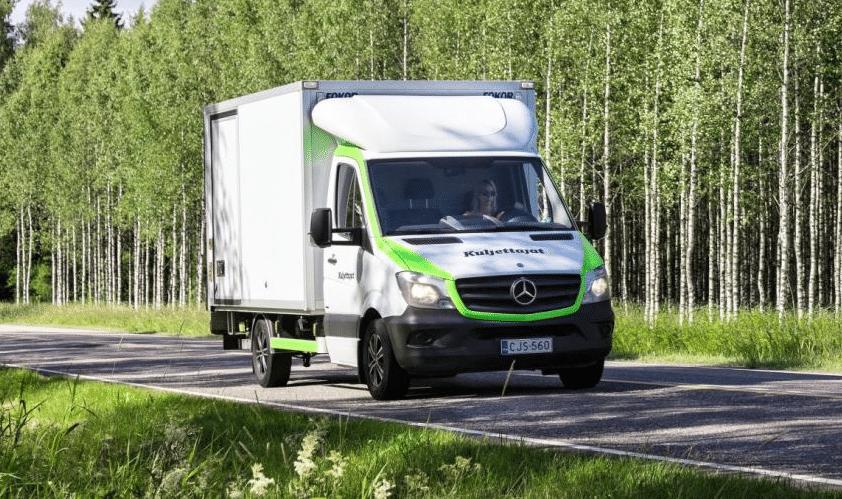 Финляндия - водители